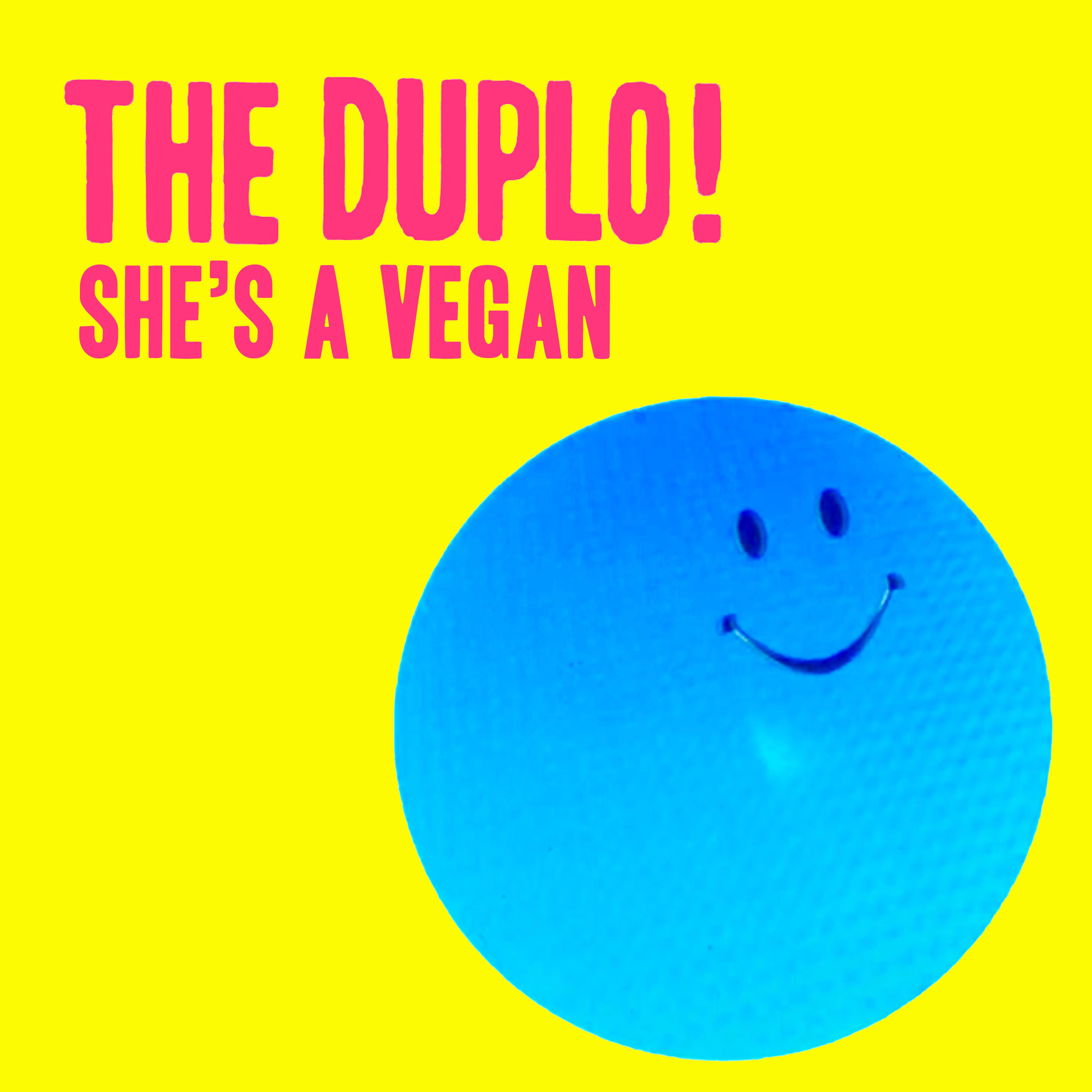 TheDuplo!_ShesaVeganCover