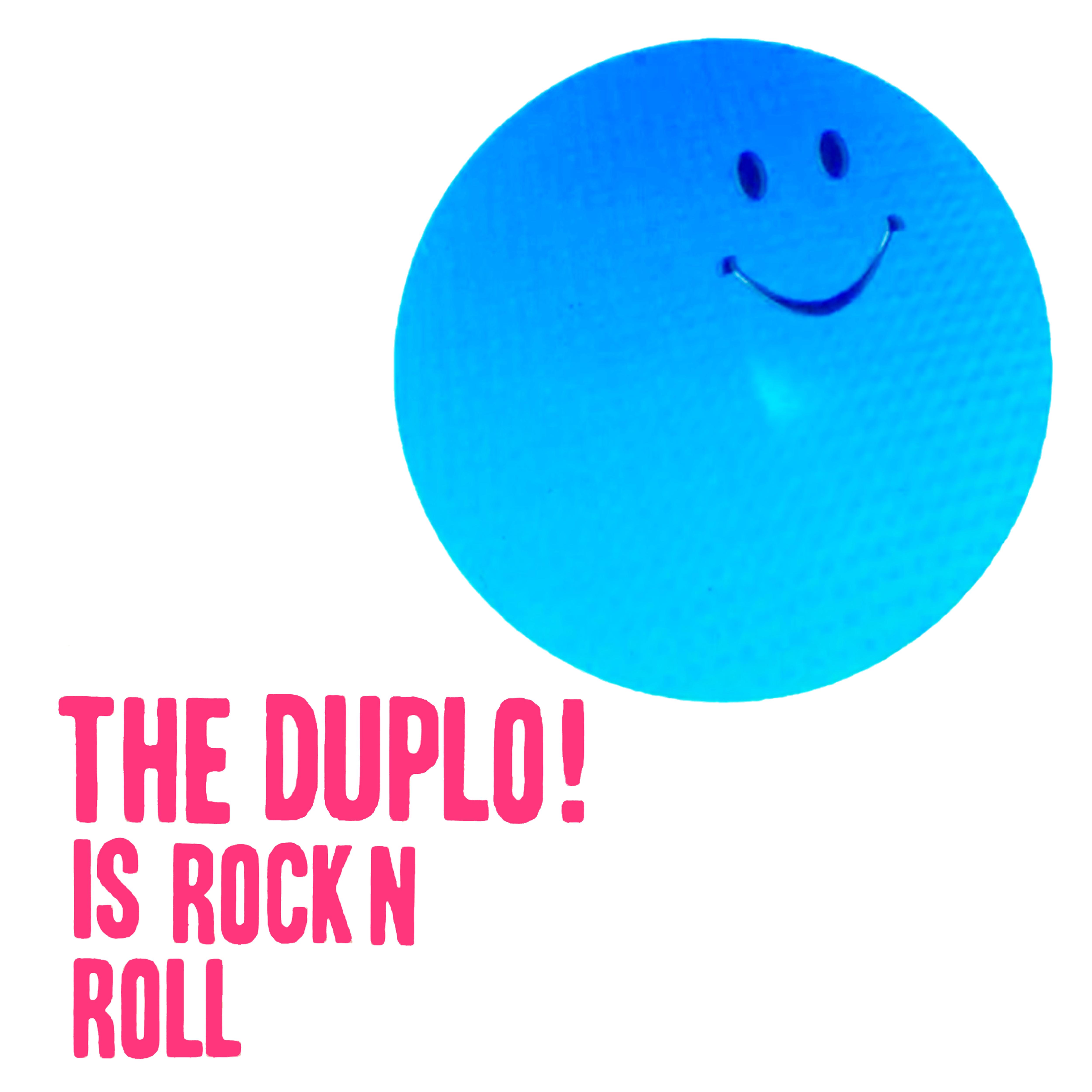 TheDuplo!_IsRockNRoll_Cover